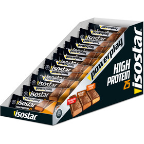 Isostar High Protein 25 Bar Box 30x35g, Hazelnut